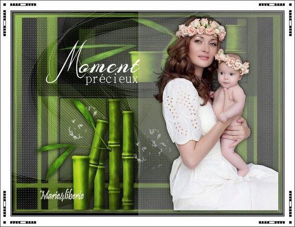 """Mon image """"Moments précieux"""""""