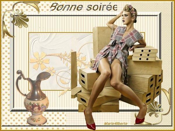 """Image """"Bonne soirée"""""""