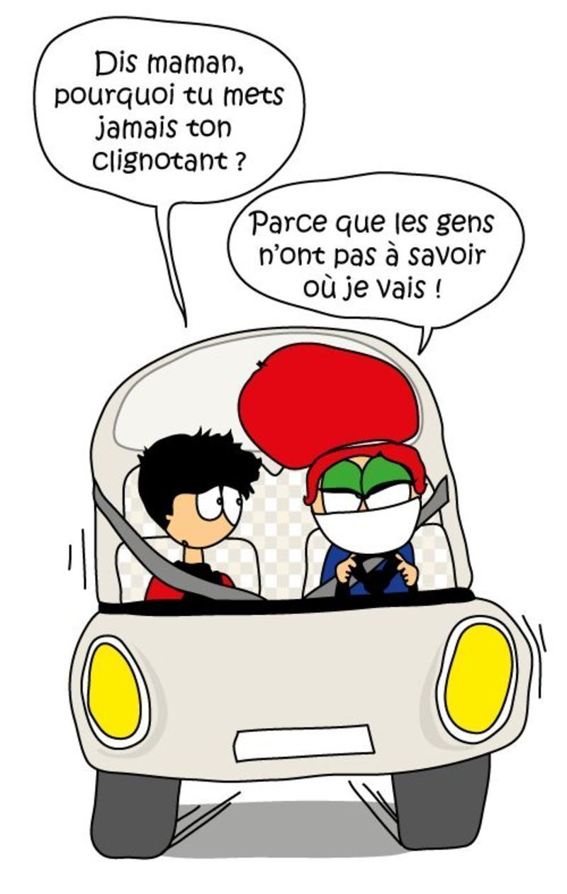 Humour - Image voiture drole ...