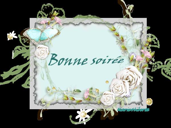 """Mon image """"Bonne soirée"""""""