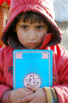 Les enfants du Pakistan