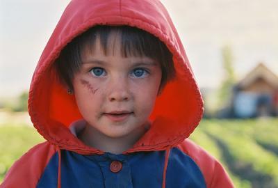 Les enfants en Russie